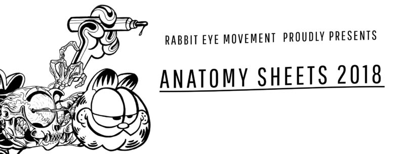 The Story Of The Anatomy Sheets Continues Rabbiteyemovement