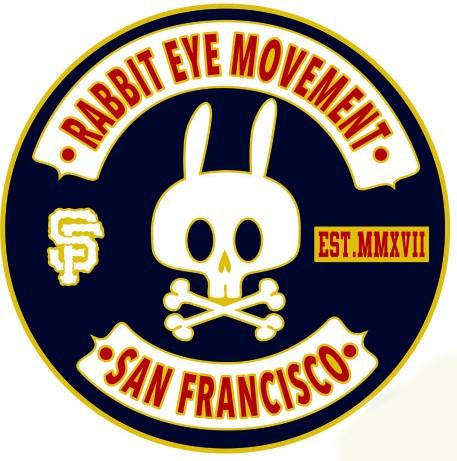 Gang - Pin REM Skull SF (colour)