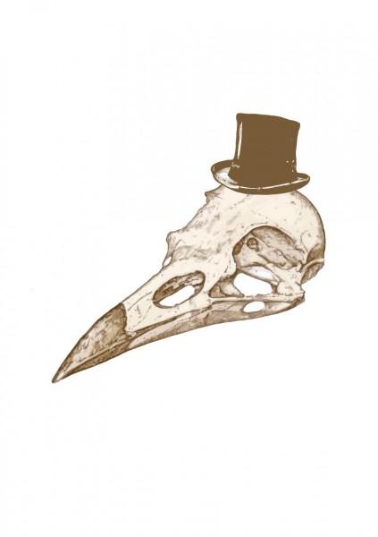 MARTYN: Danse Macabre: Crow Gentleman