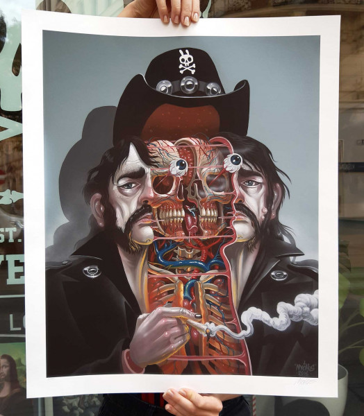 NYCHOS: Dissection Of Lemmy