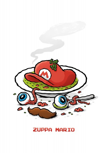 Michael Hacker: Zuppa Mario