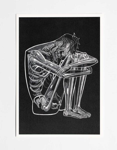 1111 Mini Print Depression