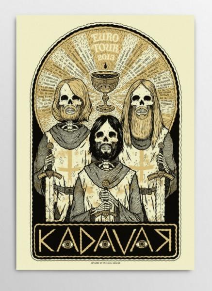Michael Hacker: Kadaver Tour