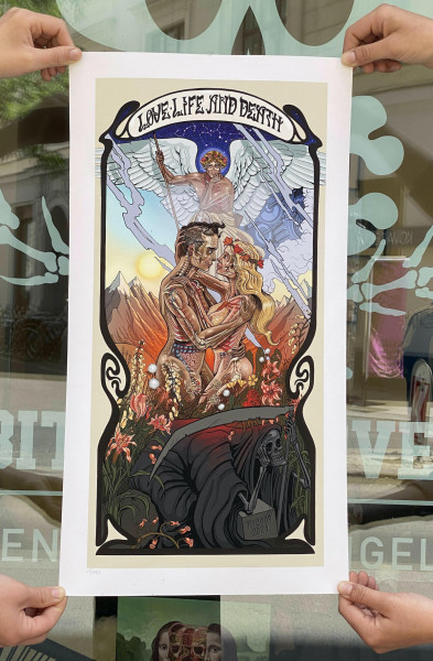 NYCHOS: Love Life And Death