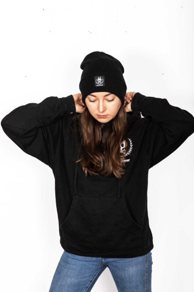 RABBIT EYE MOVEMENT BEANIE