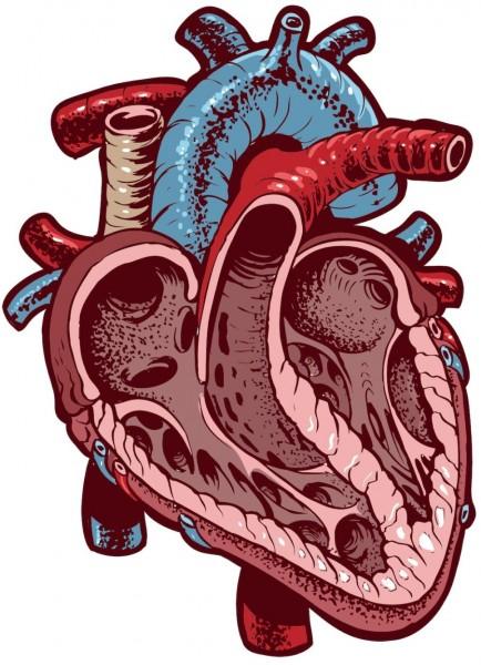 PATCH HEART – MULTICOLOR