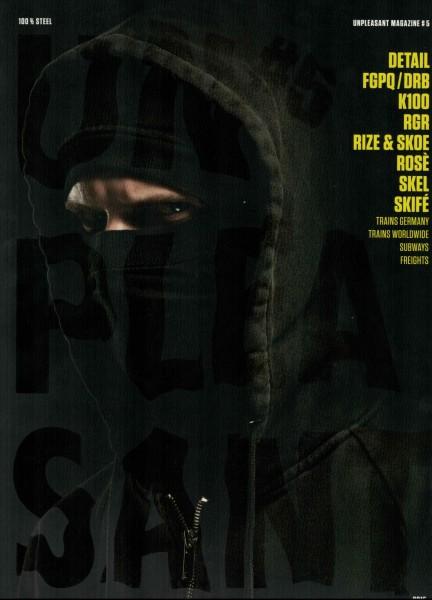 Unpleasant Magazine #5
