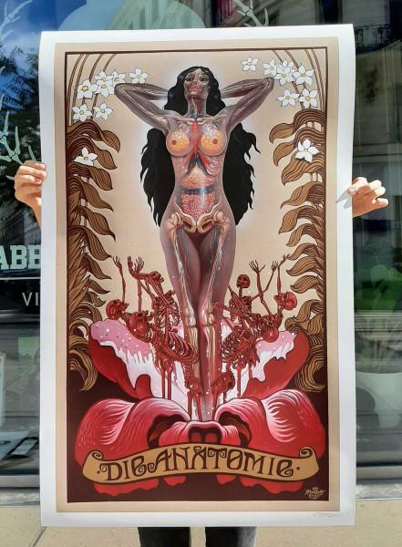 NYCHOS: Die Anatomie