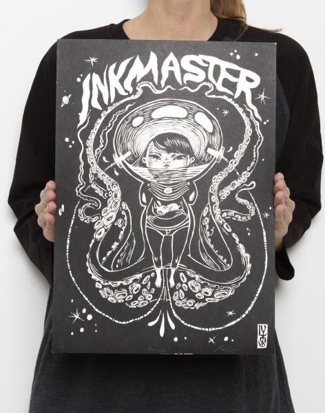 Lauren YS: Inkmaster