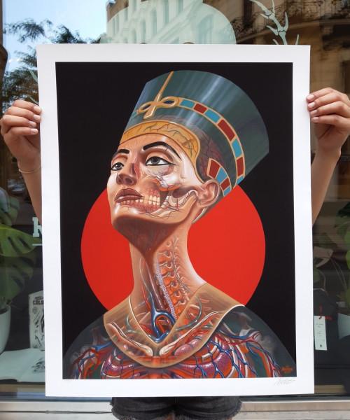 NYCHOS: Nefertiti