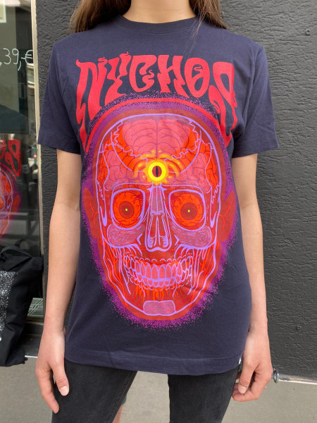 NYCHOS: Two To Look - One To See - navy blue